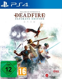 PS4 - Pillars of Eternity II: Deadfire - Ultimate Edition F/I Box 785300148175 N. figura 1