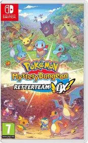 NSW - Pokémon Mystére Dungeon: Équipe de Secours F Box Nintendo 785300150331 Lingua Francese Piattaforma Nintendo Switch N. figura 1