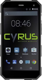 "Cyrus CS24 black DS, 5.0"", 1.5GHz QuadCo"