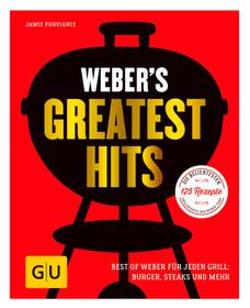 "Livre de cuisine ""Weber's Greatest Hits"""
