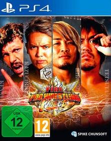 PS4 - Fire Pro Wrestling World (D) Box 785300137879 Bild Nr. 1