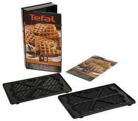 Plattenset Snack Collection Herzwaffeln Sandwichmaker Tefal 785300137433 Bild Nr. 1