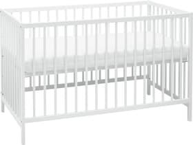 LEONIE Letto per bebè 404648800000 Dimensioni L: 63.0 cm x P: 124.0 cm x A: 82.0 cm N. figura 1