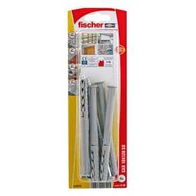 Langschaftdübel SXR 10 x 120 inkl. Schrauben Konstruktionsdübel fischer 605435900000 Bild Nr. 1
