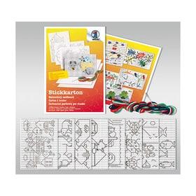 Stickkarton Bastelbox I AM CREATIVE 665538800000 Bild Nr. 1