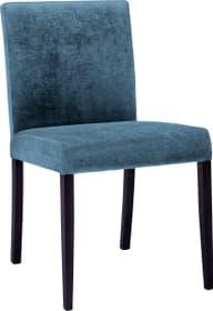 TWEED Chaise 403711930042 Dimensions L: 47.0 cm x P: 55.0 cm x H: 84.0 cm Couleur Bleu moyen Photo no. 1