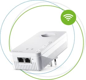 Magic 2 WiFi next Single Adapter Adaptateur réseau devolo 798287300000 Photo no. 1