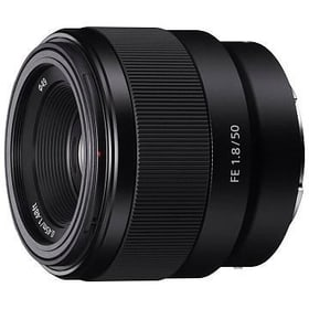 FE 50mm F/1.8 (SEL-50F18F) (CH-Ware) Objectif Sony 793424500000 Photo no. 1
