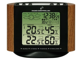 CLIMATE Station météo s. fil W010