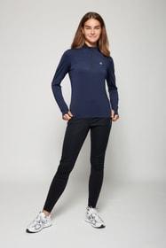 Pullover 1/2-Zip Merisaari Laufpullover Perform 470465203622 Grösse 36 Farbe dunkelblau Bild-Nr. 1