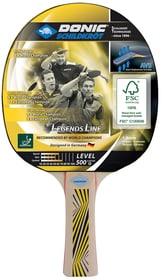 Legends 500 FSC Raquette de ping pong Schildkröt 491642700000 Photo no. 1