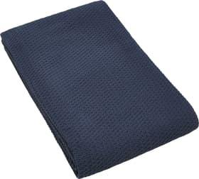 FELIPE Couvre-lit 451659344140 Couleur Bleu Dimensions L: 240.0 cm x H: 260.0 cm Photo no. 1