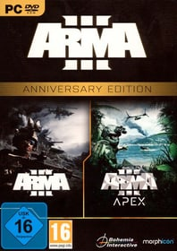 PC - ARMA III - Anniversary Edition D Box 785300130830 Bild Nr. 1
