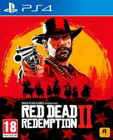 PS4 - Red Dead Redemption 2 (I) Box 785300139348 Langue Italien Plate-forme Sony PlayStation 4 Photo no. 1