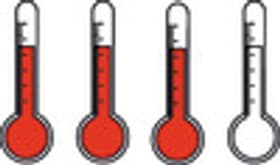 Indice di calore: alto