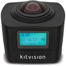 Immerse 360 Action Camera Actioncam Kitvision 785300128844 Photo no. 1