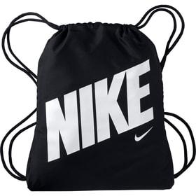 Kids' Graphic Gym Sack Gymbag Nike 466830500020 Grösse one size Farbe schwarz Bild-Nr. 1