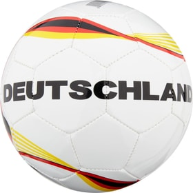 Ballon de supporter aux couleurs de l'Allemagne (format mini) Équipe nationale de football Extend 461959800110 Taille mini Couleur blanc Photo no. 1
