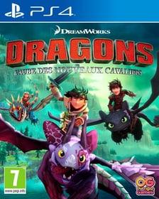 PS4 - Dragons: L'aube des nouveaux cavaliers Box 785300139754 Sprache Französisch Plattform Sony PlayStation 4 Bild Nr. 1