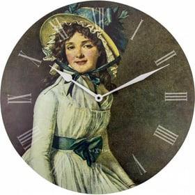 Horloge murale Portrait de Mme Serizy D Horologe murale NexTime 785300140024 Photo no. 1