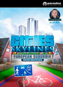 PC/Mac - Cities: Skylines - Cont Crea Euro Download (ESD) 785300134120 N. figura 1