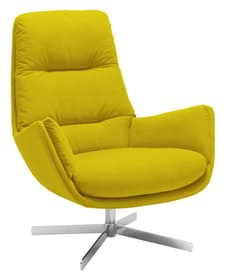 ANDRES Fauteuil 402444407049 Couleur limette Dimensions L: 83.0 cm x P: 94.0 cm x H: 97.0 cm Photo no. 1