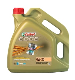 Edge 0W-30 4 L Olio motore Castrol 620274300000 N. figura 1