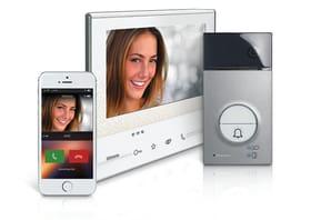 Bticino Classe 300 X13E & Linea 3000 Smart Video Home Station SET Interfonvidéo Netatmo 614188300000 Photo no. 1