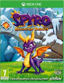 Xbox One - Spyro Reignited Trilogy Box 785300134989 Langue Allemand Plate-forme Microsoft Xbox One Photo no. 1