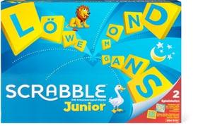 Scrabble Junior (D) 746952690000 Lengua Tedesco N. figura 1