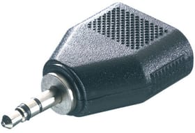 Y-Adapter Klinke, stereo Adapter Vivanco 770821700000 Bild Nr. 1