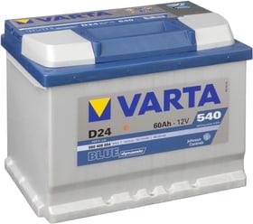 Autobatterie D24 12V 60Ah 540A