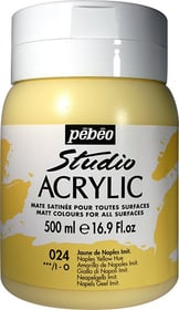 Pébéo High Viscosity Studio 500ml Pebeo 663534271024 Colore Giallo di Napoli N. figura 1