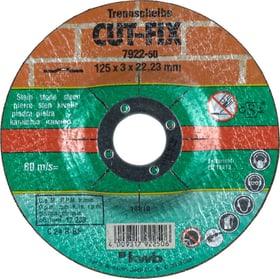CUT-FIX ø 125 mm Molette de tronçonnage kwb 610522800000 Photo no. 1