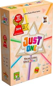 Just One (FR) Jeux de société 748996690100 Photo no. 1