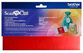 Transferpapier ScanNCut Rot Papier Brother 785300142679 Bild Nr. 1