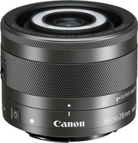 EF-M 28mm F3.5 IS STM Objectif Canon 785300123639 Photo no. 1
