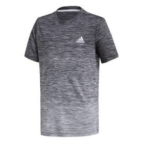 AEROREADY Gradient T-Shirt Shirt pour garçon Adidas 466802112820 Taille 128 Couleur noir Photo no. 1