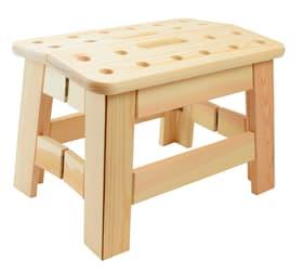 Klapptritt Holz Klapptritt 641082100000 Bild Nr. 1