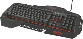 GXT 850 Metal Gaming Keyboard CH-Layout