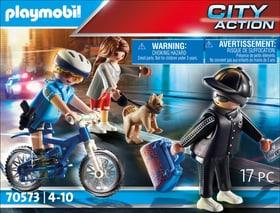70573 Polizei Fahrrad PLAYMOBIL® 748046400000 Bild Nr. 1