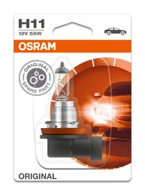 Original H11 Ampoule Osram 620435200000 Photo no. 1