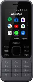6300 4G charcoal Téléphone mobile Nokia 785300158003 Photo no. 1