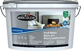 Dispersion Profi matt Weiss 5 l Miocolor 660730400000 Farbe Weiss Inhalt 5.0 l Bild Nr. 1