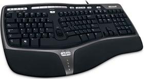 Microsoft Natural Ergo. Keyboard 4000 Tastatur Microsoft 797244000000 Bild Nr. 1