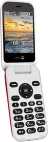 6620 (3G) Rot/Weiss Mobiltelefon Doro 785300150788 Bild Nr. 1
