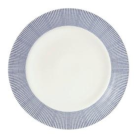ROYAL DOULTON Piatto piano 440256302800 Colore Bianco / Blu Dimensioni A: 3.1 cm N. figura 1