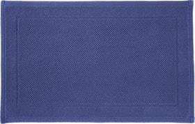 NAVE Tapis en tissu éponge 450854721543 Couleur Bleu foncé Dimensions L: 50.0 cm x H: 80.0 cm Photo no. 1