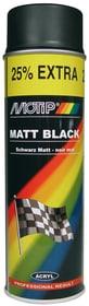 Matt Black 500 ml Lackspray MOTIP 620709800000 Bild Nr. 1