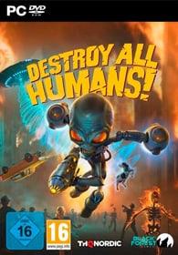 Destroy all Humans! Box 785300153475 Sprache Französisch, Italienisch Plattform PC Bild Nr. 1